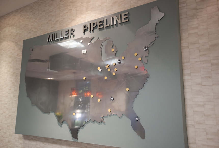 Miller Pipeline Corporate Office