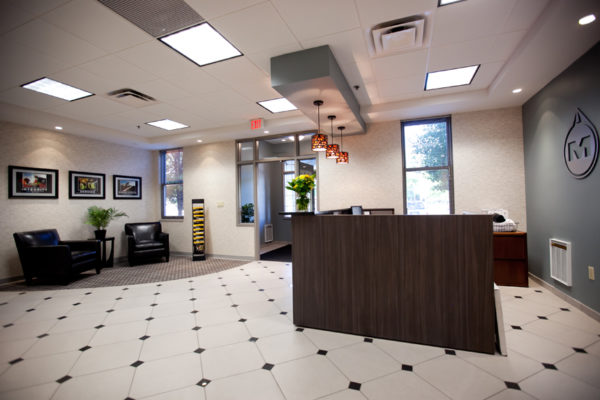 {Miller Pipeline Corporate Office} Indianapolis, Indiana