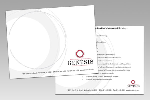 Genesis Construction and Management