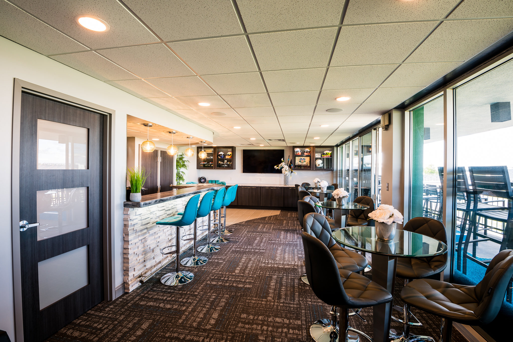 {Harding Race Suite} Indianapolis Motor Speedway – Speedway, Indiana