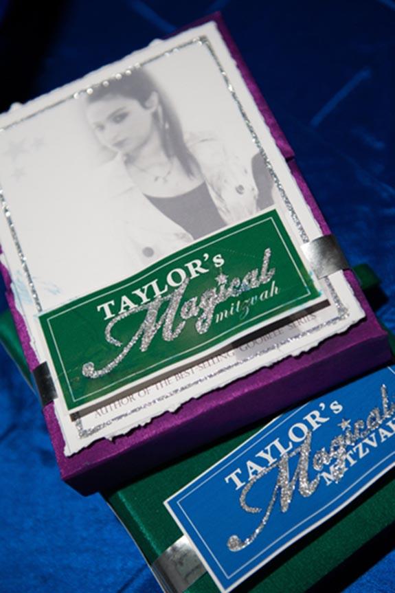 Taylor's Magical Mitzvah