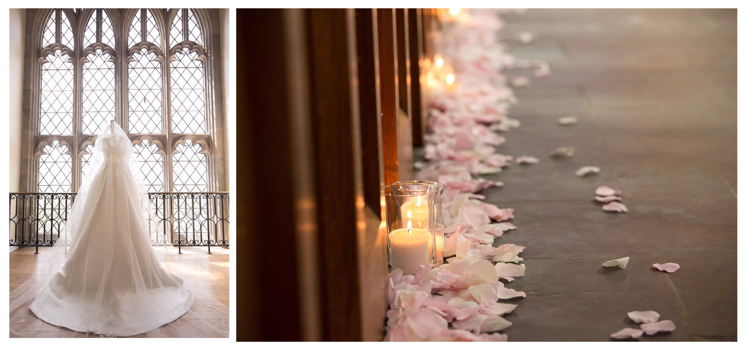 Romantic Elegance at Culver Academy