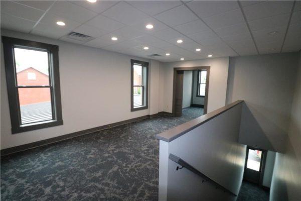 {Historic Office Rehab} Franklin, Indiana